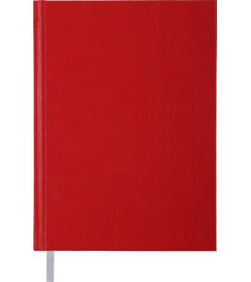 Щоденник недатований А5 Strong червоний, Buromax