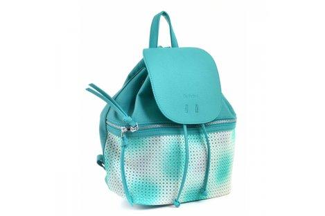 """Рюкзак каркасний шкільний """"Teal"""", Zibi"""
