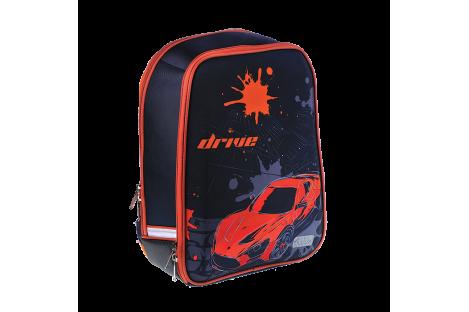 """Рюкзак каркасный школьный """"Drive"""", Zibi"""