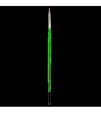Пензлик  №1 синтетика (нейлон) круглий