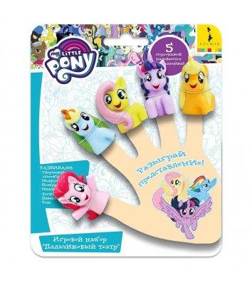 """Игровой набор Пальчиковый театр """". My Little Pony"""", Перо"""