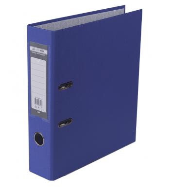 Папка-реєстратор А4 70мм одностороння фіолетова Lux, Buromax