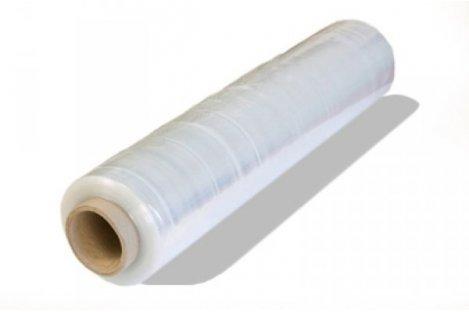 Стретч-плівка 300м*500мм 17мкм пакувальна, прозора