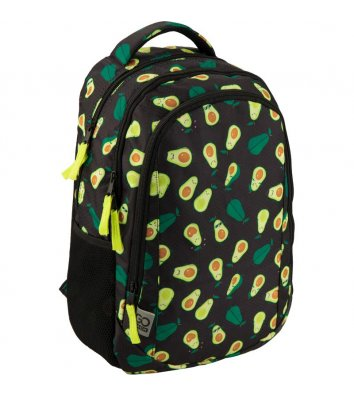 """Рюкзак шкільний """"Avocado"""" GoPack, Kite"""