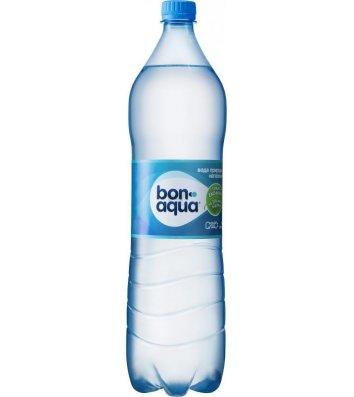 Вода мінеральна негазована Bon Aqua 1,5л