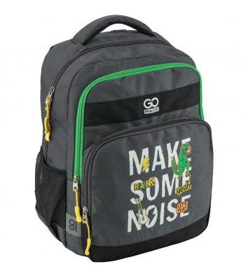 "Рюкзак шкільний ""Make some noise "" GoPack, Kite"