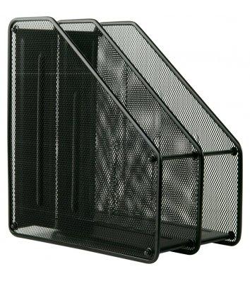 Лоток вертикальний пластиковий лимонний прозорий, Arnika