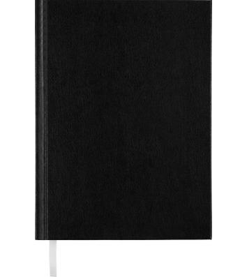 Щоденник недатований А5 Strong чорний, Buromax