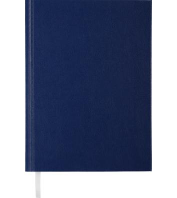 Ежедневник недатированный А5 Strong синий, Buromax