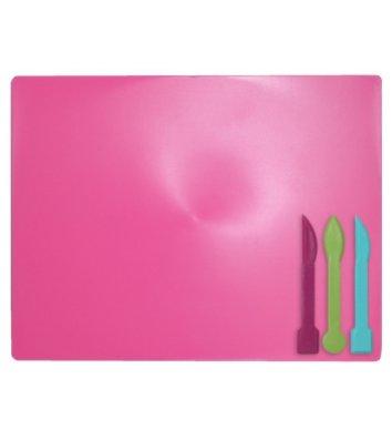 Набір для ліпки: дошка, 3 стеки рожевий, Zibi