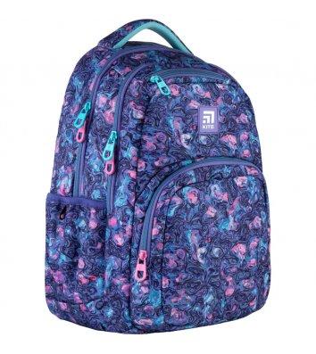 "Рюкзак молодіжний ""Compact Blue Paisley"", Zibi"