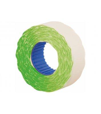 Етикетки-цінники 22*12мм 1000шт зелені, Economix