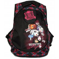 "Рюкзак шкільний ""Графіті"" Monster High"