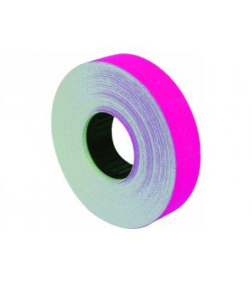 Етикетки-цінники 16*23мм 700шт рожеві, Economix