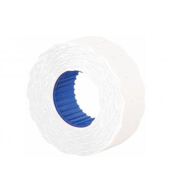 Етикетки-цінники 22*12мм 1000шт білі, Economix