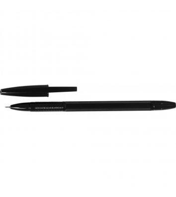 Ручка масляная Oil Stick, цвет чернил черный 0,5мм, Optima
