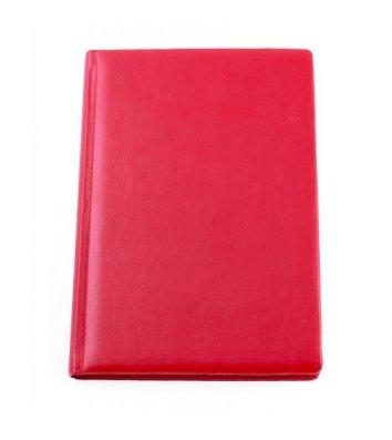 Щоденник напівдатований А5 Nebraska червоний, Optima