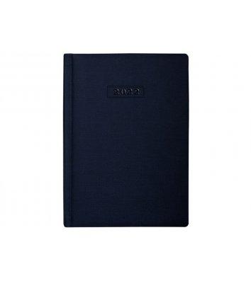 Щоденник напівдатований А5 Caprice бордовий, Optima