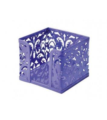 Підставка для паперу Barocco металева фіолетова, Buromax