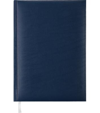 Ежедневник недатированный A5 Expert синий, Buromax