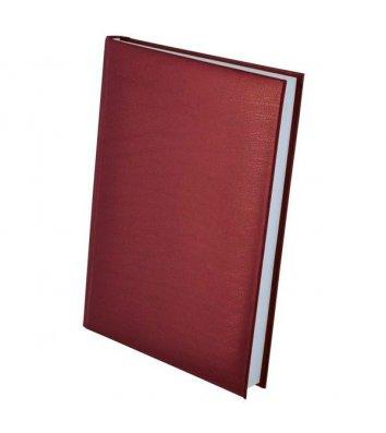 Щоденник недатований A5 Expert бордовий, Buromax