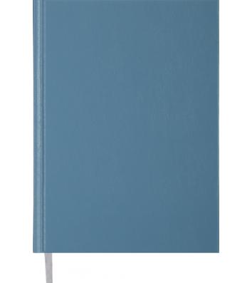 Ежедневник недатированный А5 Strong голубой, Buromax
