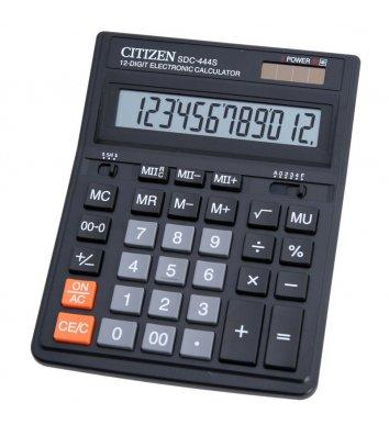 Калькулятор 12 розрядів 199*153*30,5мм, Citizen