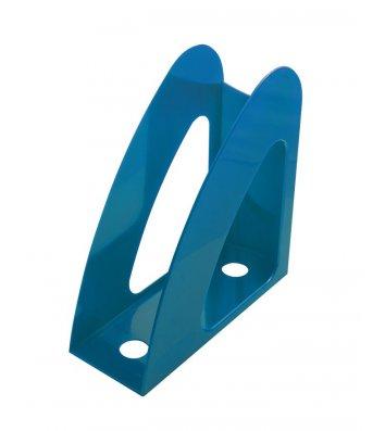 Лоток вертикальний пластиковий блакитний, Arnika