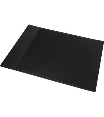 Настольное покрытие прозрачное с черной подкладкой 625*512мм, Panta Plast