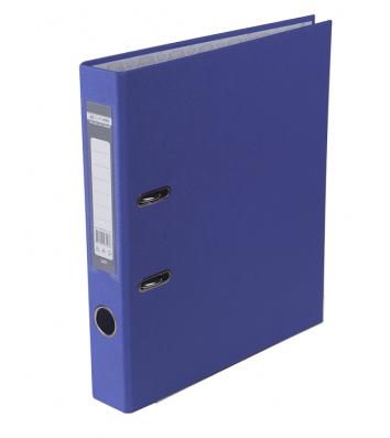 Папка-реєстратор А4 50мм одностороння фіолетова Lux, Buromax