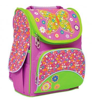 """Рюкзак каркасний шкільний """"Butterfly"""", 1 Вересня"""