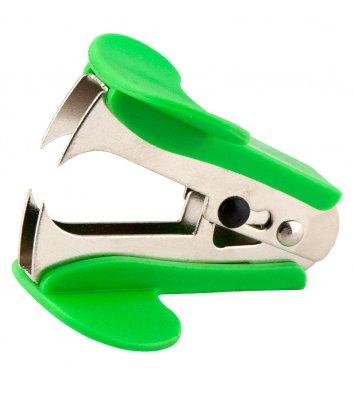 Антистеплер для скоб, колір корпусу салатовий, Welle Axent