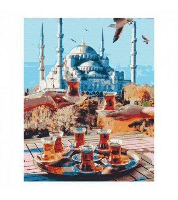 "Картина по номерам ""Стамбул"" 40*50см, Riverа Blanca"