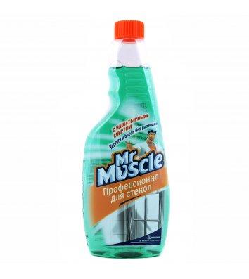 Засіб для скла 500мл змінна пляшка, Містер Мускул