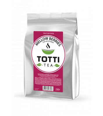 "Чай фруктовый Totti Tea ""Сочные ягоды"" 250г"