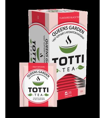 Чай фруктовий Totti «Королівський сад» в пакетиках 25шт