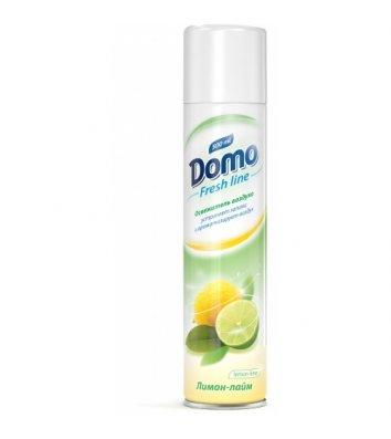 Освежитель воздуха Domo Fresh Line 300мл, лимон-лайм
