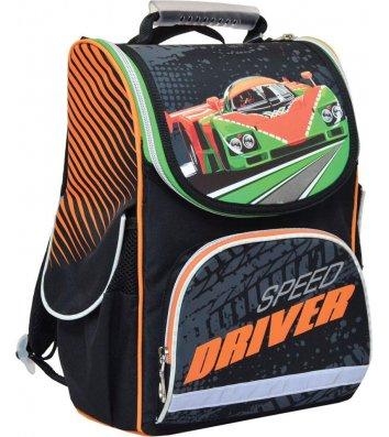 """Рюкзак каркасний шкільний """"Speed Driver"""", Yes"""