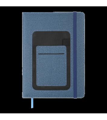 Щоденник датований A5 2020 Spoleto  чорний, Buromax