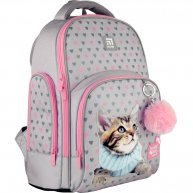 Рюкзак каркасный школьный Owls Smart, 1Вересня