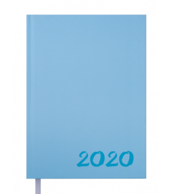 Щоденник датований A5 2020 Crayan блакитний, Buromax