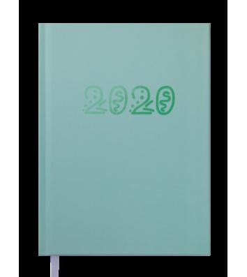 Щоденник датований A5 2020 Crayan салатовий, Buromax