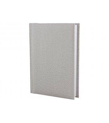 Щоденник недатований А6 Sahara білий, Economix