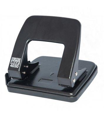 Діркопробивач  25арк металевий корпус колір чорний, Buromax