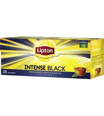 """Чай чорний Lipton """"Yellow Lable"""" в пакетиках 100шт"""