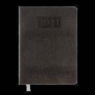 Щоденник датований A5 2019 Amazonia чорний, Buromax