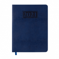 Щоденник датований A5 2019 Amazonia синій, Buromax