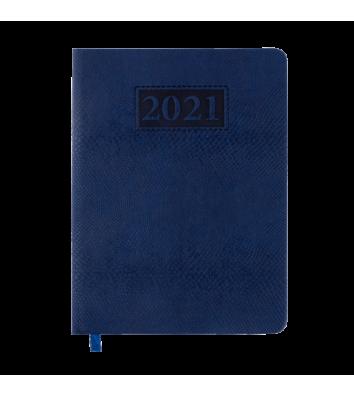 Щоденник датований А5 2019 Amazonia синій, Buromax