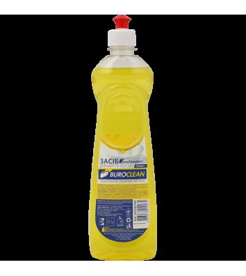 Средство для мытья посуды EuroStandart 500мл лимон, Buroclean