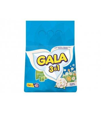Засіб для прання Gala 1,5кг автомат, весняна свіжість